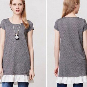 Anthropologie Clu + Willoughby Tunic